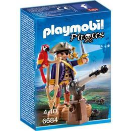 Playmobil Pirates - Capitanul pirat