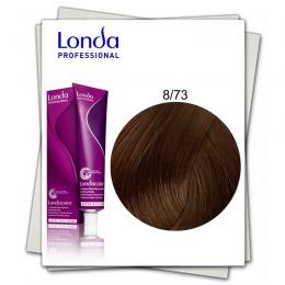 Vopsea Permanenta - Londa Professional nuanta 8/73 blond deschis maro auriu