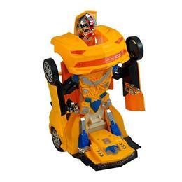 Masinuta Transformers Galbena - Cars