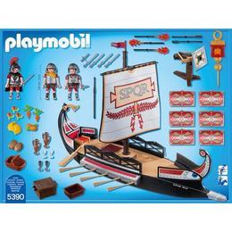 Playmobil History - Nava razboinicilor romani