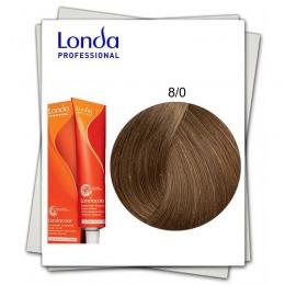 Vopsea Fara Amoniac - Londa Professional nuanta 8/0 blond deschis