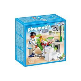 Playmobil City Life - Dentist cu pacient