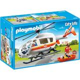 Playmobil City Life - Elicopter medical de urgenta