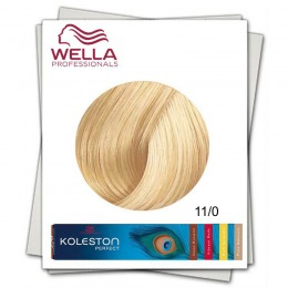 Vopsea Permanenta - Wella Professionals Koleston Perfect nuanta 11/0 blond luminos intens