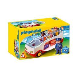 Playmobil 1.2.3 - Autobuz