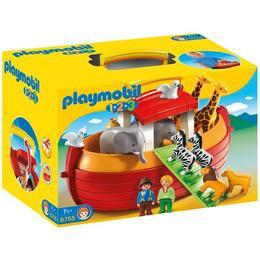 Playmobil - 1.2.3 Arca lui Noe portabila