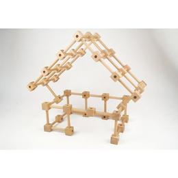 Joc de constructie, lemn, koobi start