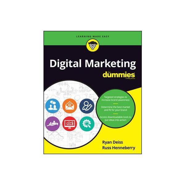 digital marketing for dummies editura wiley esteto ro