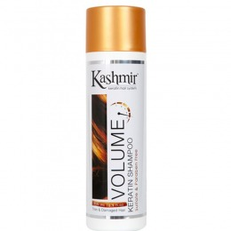 Sampon cu Keratina pentru Volum - Kashmir Volume Keratin Shampoo 500 ml