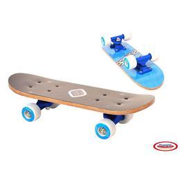 Funbee - Mini skateboard albastru - 43 cm - DArpeje