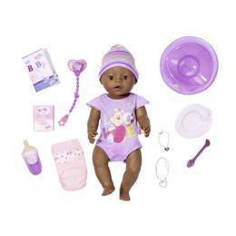 Baby born - Papusa interactiva ethnic - Zapf