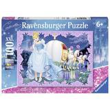 Puzzle cenusareasa, 100 piese - Ravensburger