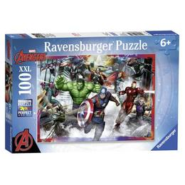 Puzzle razbunatorii, 100 piese - Ravensburger