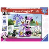 Puzzle minnie si daisy, 100 piese - Ravensburger