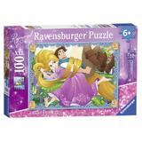 Puzzle rapunzel, 100 piese - Ravensburger