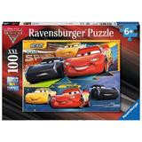Puzzle cars, 100 piese - Ravensburger