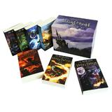 Harry Potter Box Set: The Complete Collection Children's Paperback - J. K. Rowling, editura Bloomsbury