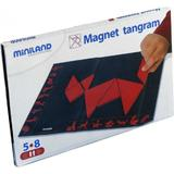 Joc educativ - Tangram magnetic