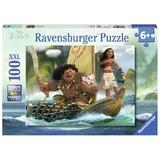 Puzzle vaiana, 100 piese - Ravensburger
