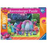 Puzzle trolls, 100 piese - Ravensburger