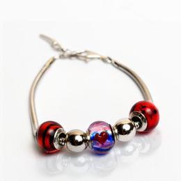 Bratara Bataia Inimii - Valentina Beads