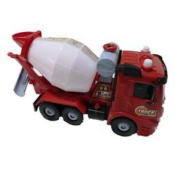 Masina betoniera care face baloane, cu sunete si lumini - Muzi Ltd