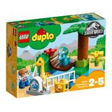 LEGO Duplo - Gradina Zoo a uriasilor blanzi