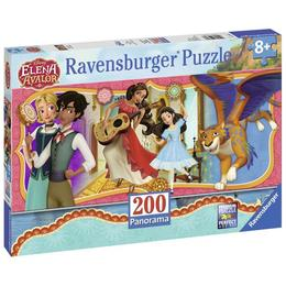 Puzzle viata elenei din avalor, 200 piese - Ravensburger