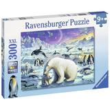Puzzle animale polare, 300 piese - Ravensburger