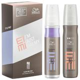 Set de Styling Wella Professionals EIMI I'm Just Balmy - Lotiune de Styling 150ml, Spray pentru Protectie Termica 150ml