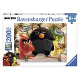 Puzzle angry birds, 200 piese - Ravensburger
