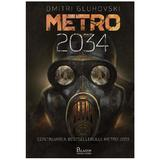 Metro 2034 - Dmitri Gluhovski, editura Paladin