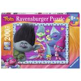 Puzzle trolls, 200 piese - Ravensburger