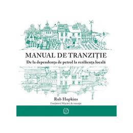 Manual de tranzitie - Rob Hopkins, editura Seneca