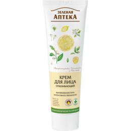 Crema Faciala cu Efect de Albire cu Extract de Patrunjel Zelenaya Apteka, 100ml