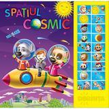 Spatiul cosmic (Carte cu sunete) - Inesa Tautu, editura Dorinta