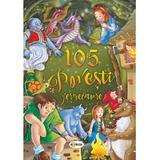 105 povesti fermecatoare, editura Dorinta