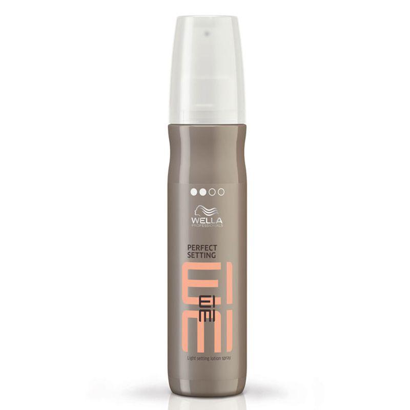 Lotiune de Styling cu Fixare Flexibila - Wella Professionals Eimi Perfect Setting Lotion Spray 150 ml imagine produs