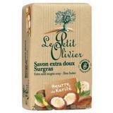 Sapun Vegetal cu Unt de Karite Le Petit Olivier, 250g