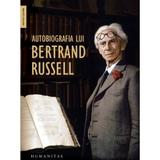 Autobiografia lui Bertrand Russell - Bertrand Russell, editura Humanitas