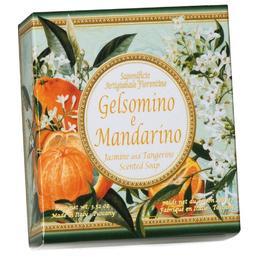 Sapun Artizanal Vegetal cu Iasomie si Mandarina Saponificio Artigianale Fiorentino, 100g