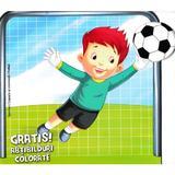 Fotbal. Abtibilduri colorate, editura Alias