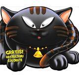 Pisica - Abtibilduri colorate, editura Alias