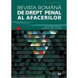 Revista romana de drept penal al afacerilor nr.2 iulie-decembrie 2018 - Mihai Adrian Hotca, Dan Lupascu, editura Universul Juridic
