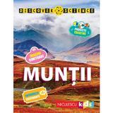 Muntii - Discover Science - Margaret Hynes, editura Niculescu