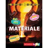 Materiale - Discover Science - Clive Gifford, editura Niculescu