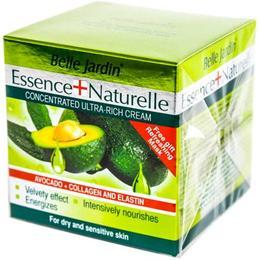 Crema Ultranutritiva cu Ulei de Avocado Essence Naturelle Belle Jardin, 50ml