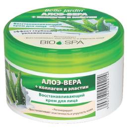 Crema Tonifianta cu Extract de Aloe, Colagen si Elastina Bio Spa Belle Jardin, 200ml