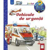 Vehicule de urgenta - Wolfgang Metzger, Andrea Erne, editura Casa