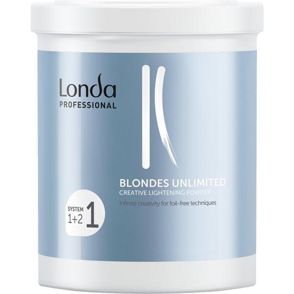 Pudra Decoloranta - Londa Professional Blondes Unlimited Creative Lightening Powder, 400g poza